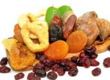 Szárított gyümölcsök, aszalványok